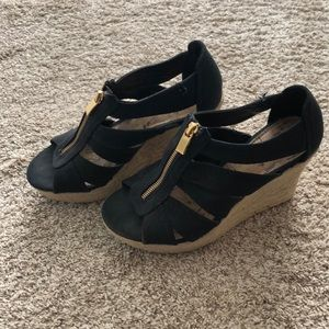 Wedges- womens 8